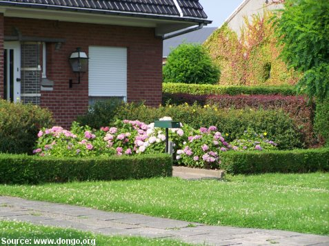 Gardens @ the Netherlands - Belgium: Travel Pictures Country next to ...